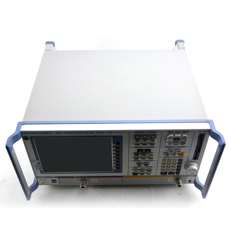 R&S ZVB8 Vector Network Analyzer, 2 ports, 8.5G